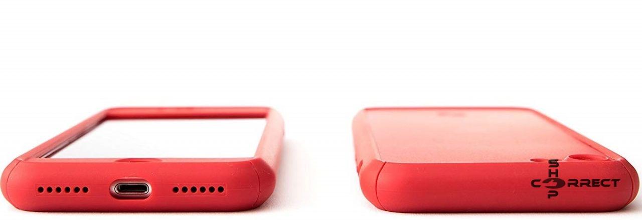 Zendo Apple iPhone 7 szilikon tok, közepesen ütésálló