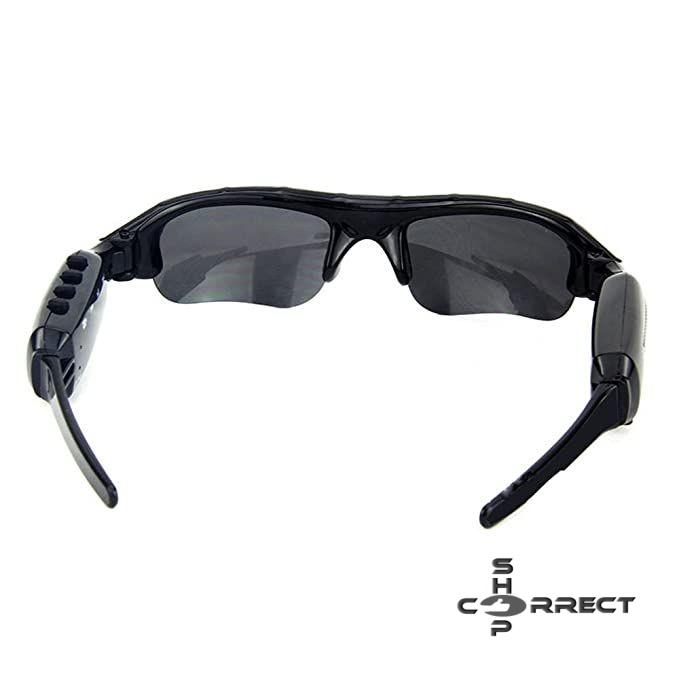 Pyrus Sunglasses sportszemüveg beépített kamerával, mp3 lejátszóval (X000PQHOCT)
