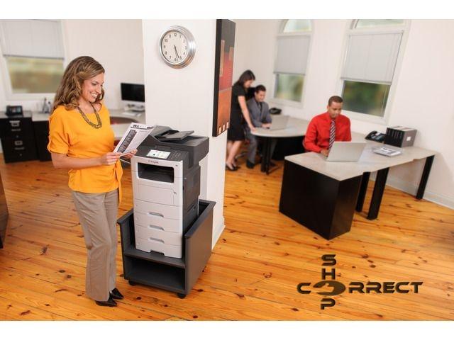 Lexmark MX611dhe (35S6750/35S6756) duplex lézer nyomtató