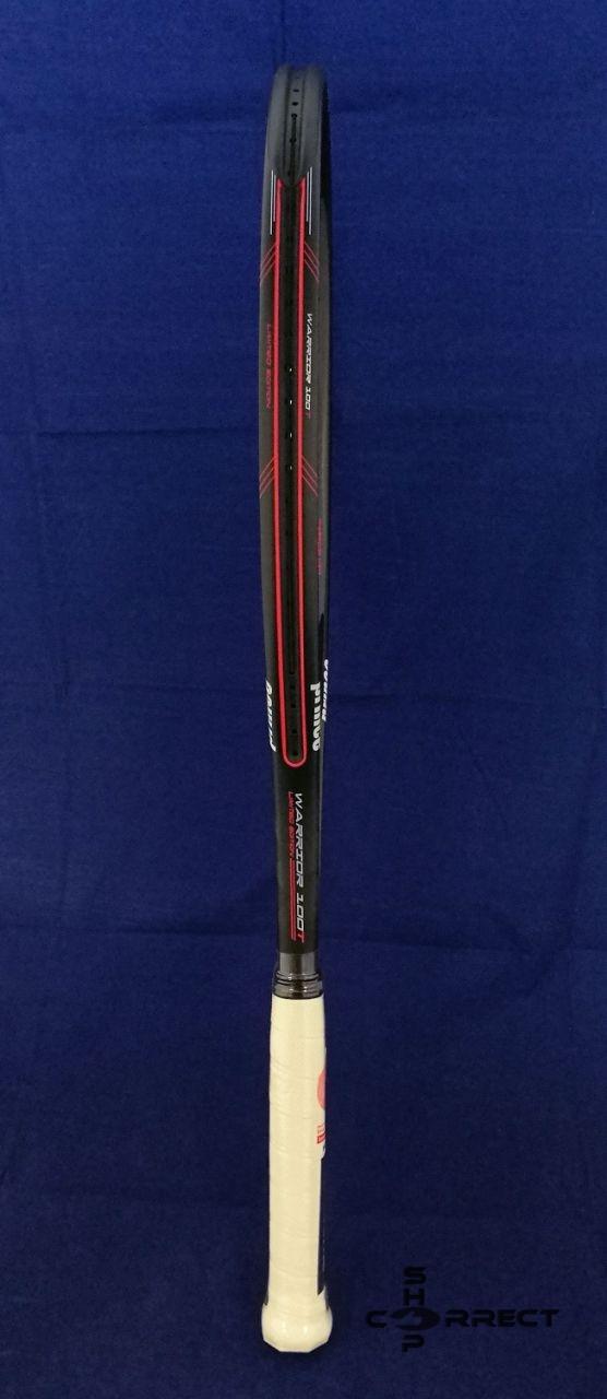 Prince Warrior Textreme 100T LE black-red karbon teniszütő
