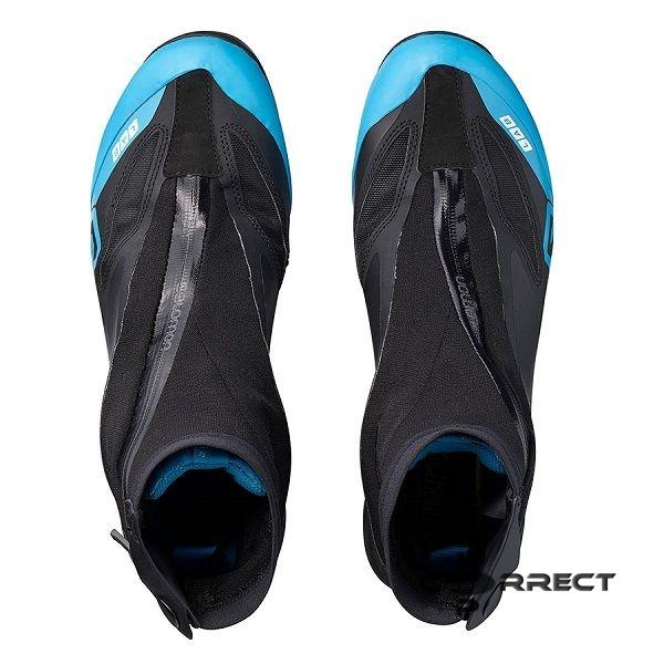 Salomon S/Lab X Alp Carbon 2 GTX túracipő, vízálló, fekete-kék, több méretben