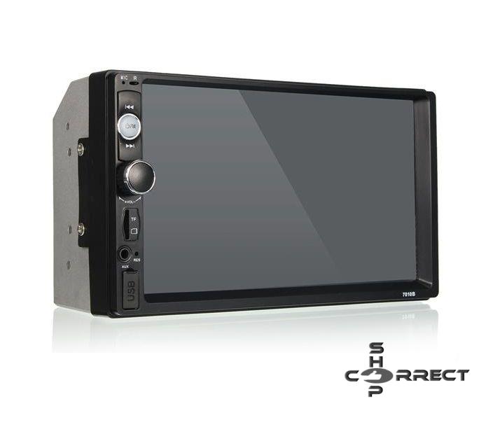 """Imars 7010B 7"""" autós sztereó rádió, bluetooth, MP5 lejátszó, érintőképernyővel, tolatókamerával"""